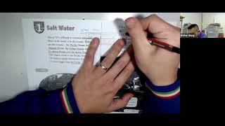 Publication Date: 2021-06-23   Video Title: Salt Water