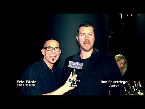 Actor Daniel Feuerriegel & Eric Blair talk