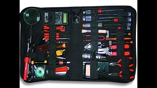 Инструменты для ремонтника компьютерной техники и не только