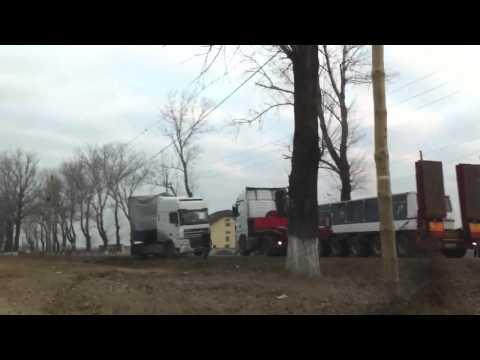 Incident pe soseaua Cernica.28-12-2011