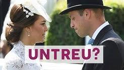 Hat Prinz Willam Kate betrogen? 😱💔