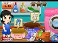 Chore Day : Wash Toy Car , Gardening , Wash Clothes & Ironing - Kids Android Gameplay