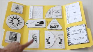 Alexander Bell Unit Study & Lapbook