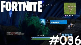 Let's Play Fortnite #036 [Deutsch] [HD] [XBOX ONE] - Ich bin nur ein Busch