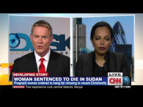 Christian Woman Sentenced To Die In Sudan