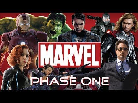 Best Soundtracks of Marvel Cinematic Universe: Phase One