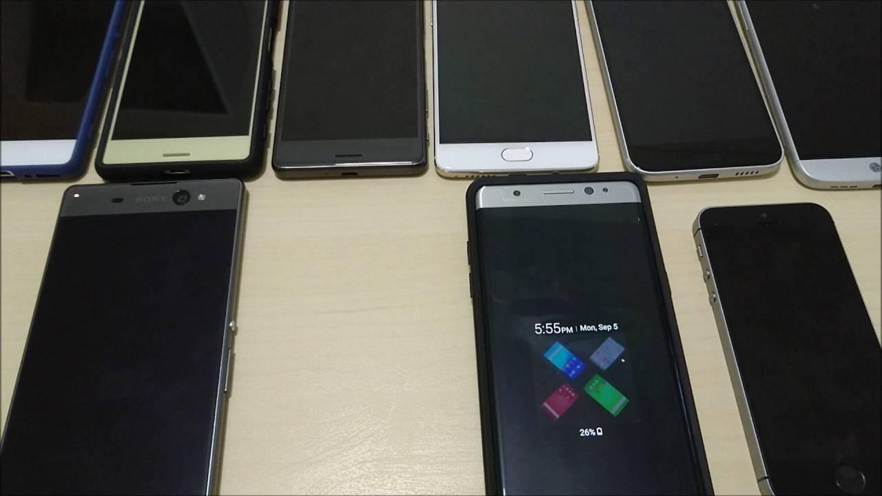 ≫ Apple iPhone 6 vs Sony Xperia Z3 Compact | Confronto smartphone