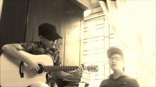[Acoustic Cover] - Chuyện mưa   DHSZ ft.  Côn Trần