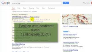 Google AdWords, die Anzeigen mit vielen Chancen und noch grösseren Gefahren