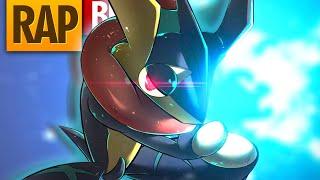 RAP do GRENINJA  | O Pokémon Ninja| Pokemon XYZ TCPunters beat.Starbeats