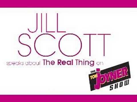 Jill Scott on The Tom Joyner Show