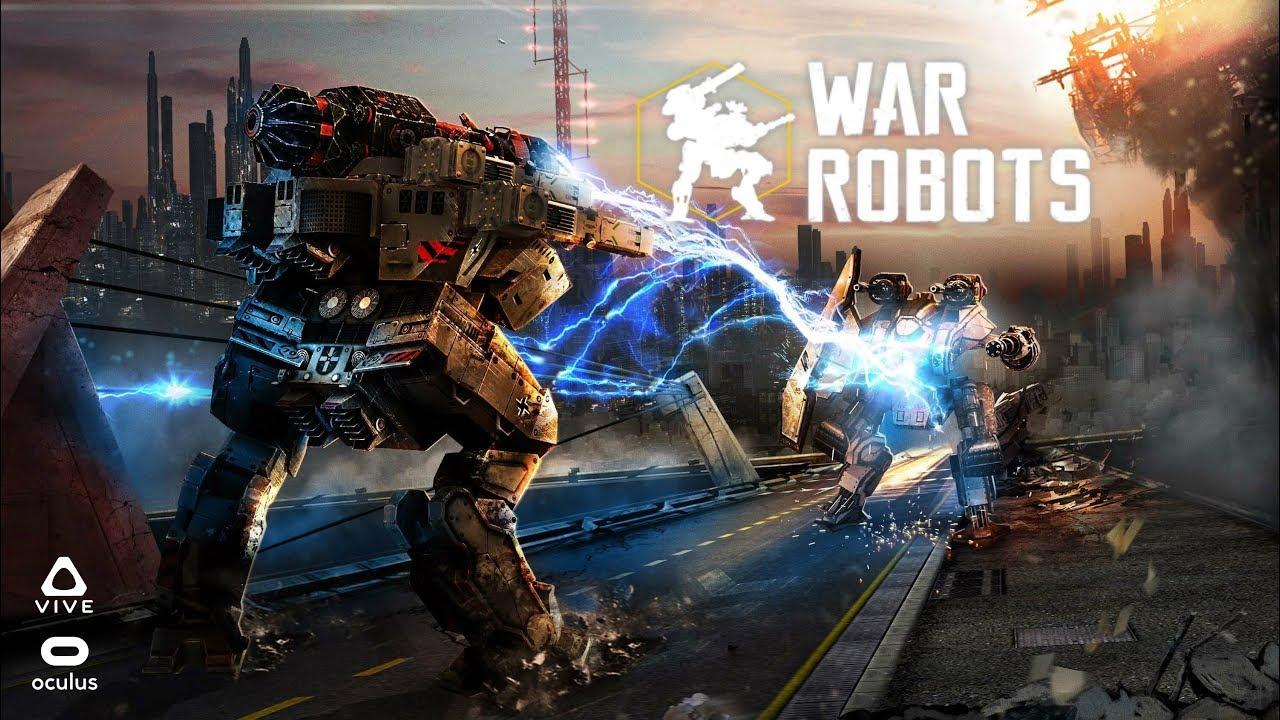 war robots vr the skirmish oculus rift vr gameplay youtube. Black Bedroom Furniture Sets. Home Design Ideas