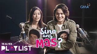 Playlist Extra: Gabbi Garcia and Ruru Madrid play 'Sinong mas…?'