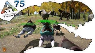 ARK Survival Evolved Gameplay - S2 Ep75 - Frog Army - Let