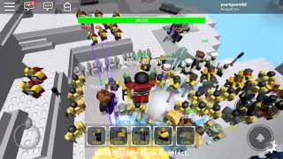 Roblox Tower Defense Simulator WE DEFEAT FINAL WAVE 68 FROST BOSS🥶🥶🥶❄️❄️❄️