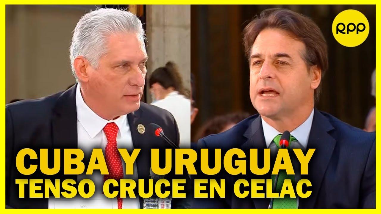 Download Presidentes de Cuba y de Uruguay protagonizan tenso cruce en cumbre de la CELAC