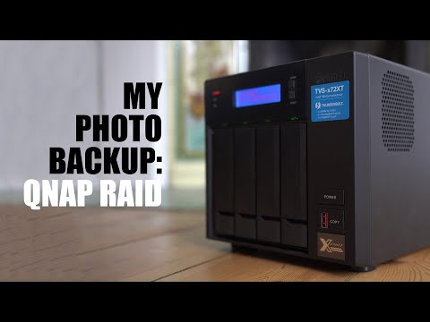 My BACKUP For Photos And Video: QNAP TVS-472XT Network Storage Review