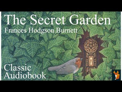 The Secret Garden | Full Audiobook Unabridged | Yorkshire English * Relax * Asmr * Sleep Audiobook
