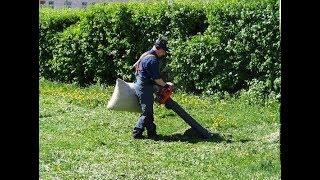 Садовые пылесосы и воздуходувки Husqvarna: основные отличия, советы по выбору, обзор и испытание
