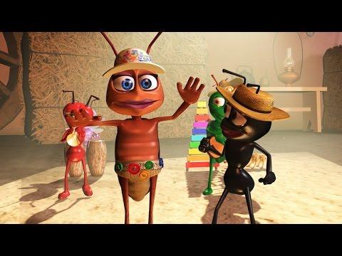 La Señora Cucaracha  Las Canciones de la Granja de Zenón 1