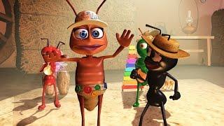 La Señora Cucaracha - Las Canciones de la Granja