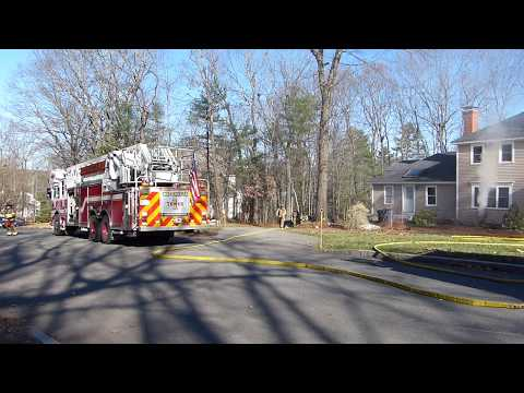 House Fire, Dwinell Dr., Concord, N.H. 11/17/19