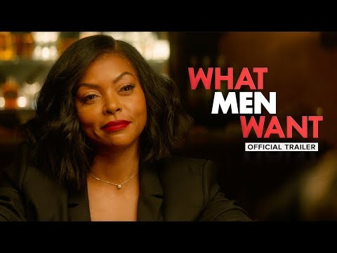 what men want trailer 1 taraji p henson hears shaq s thoughts
