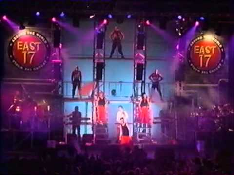 East 17 Letting Off Steam The Around The World Tour May 1994 HQ