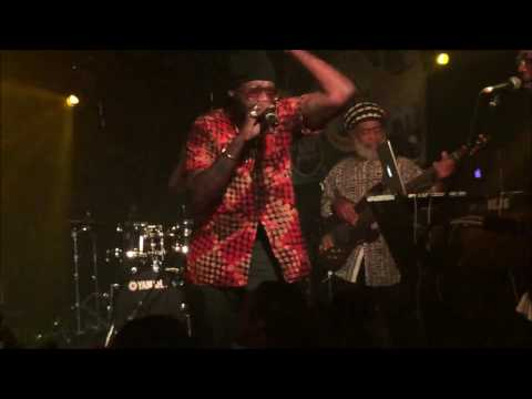 "Tarrus Riley, Dean Fraser & Black Soil Band Live in Melbourne - ""Parables"" (Including Trump Diss)"