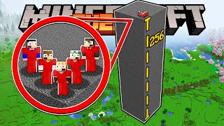 A MEGA BASE COLOSSAL ! - MINECRAFT GUERRA #20