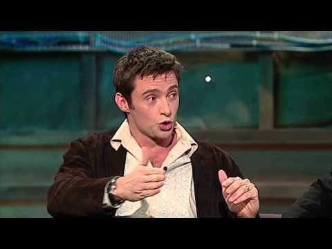 Hugh Jackman and John Travolta - Parts 1 and 2 (2001) | ROVE LIVE