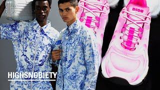 Paris Fashion Week SS20 | Day 4 | Dior, Daniel Arsham, Yoon, Skepta, Miguel & more