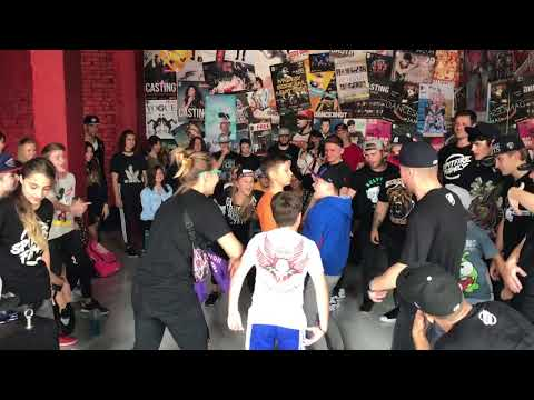 MYWAY DANCE FEST vol. KRUMP part-2 | EPISODE #1