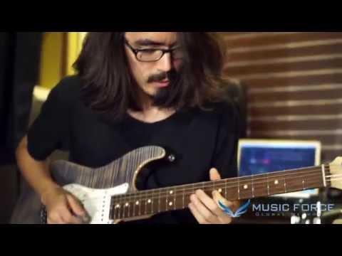 [MusicForce] Suhr Standard Pro Demo by Guitarist Mateus Asato