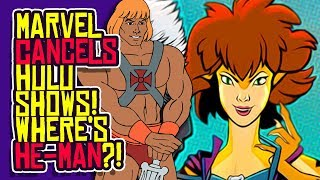 Marvel CANCELS Chelsea Handler's Hulu Show! He-Man Movie DISAPPEARS?!