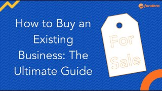 Learn how to buy a business | Simple guide for beginners |Hints, Tips, Tricks