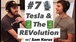 Tesla & The REVolution w/ Sam Korus