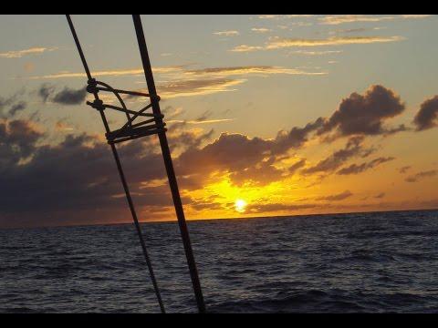 Tour du monde à la voile: du Panama à Tahiti.