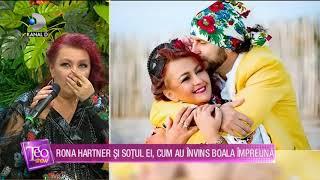 Teo Show (05.11.2019) - Rona Hartner si sotul ei, despre cum au invins boala impreuna! EXCLUSIV