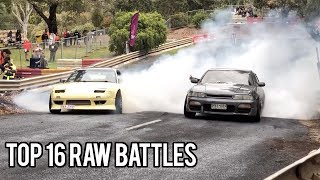 Epic Street Drift Tandem Competition!