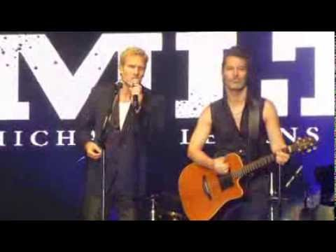 Michael Learns To Rock MLTR - I'm Gonna Be Around (Singapore 22.02.14) HD Full