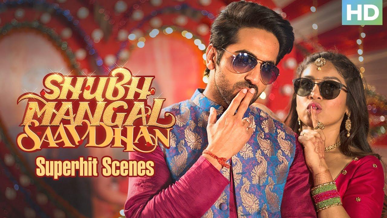 Shubh Mangal Saavdhan | Superhit Best Scenes | Ayushmann Khurrana & Bhumi Pednekar