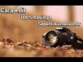 Cara edit foto menjadi blur seperti hasil kamera dsrl (afterfocus pro)