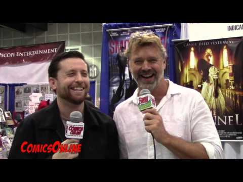 WonderCon 2016: Interview with John Schneider (Smallville, Dukes of Hazzard, Smothered)