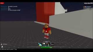 Roblox-Building A HHCL Hockey Stadium-Washington Capitals-The Verizon Center.