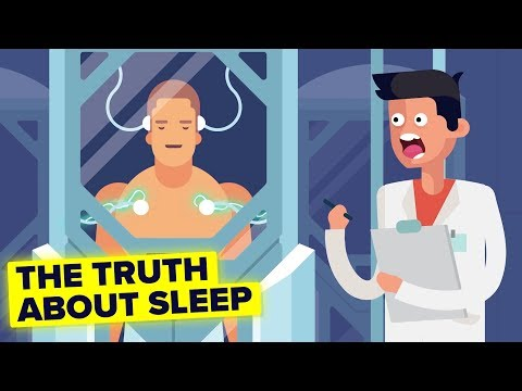 Everything You Know About Sleep Is Wrong