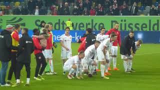Spielerverabschiedung | Fortuna Düsseldorf – Arminia Bielefeld | 16.03.2018  F95