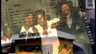 DJ Screw - Gangsta Party (2Pac & Snoop)