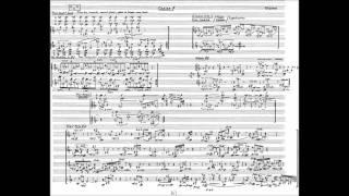 Boulez - Domaines pour clarinette seule (Liam Hockley, clarinet)