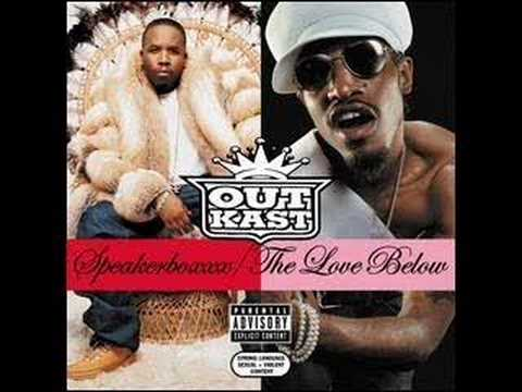 Outkast - I think Im in Love Again